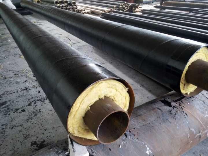 内滑动式钢套钢直埋保温管-006