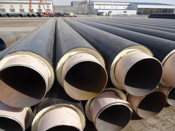 聚氨酯保温钢管-007