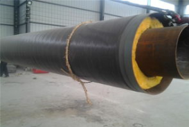 内滑动式钢套钢直埋保温管-003