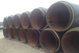 聚氨酯保温钢管-001